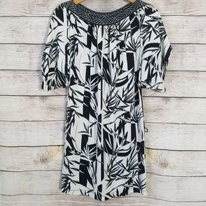 BCBGMaxazaria Short Sleeve Dress Xs